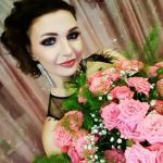 Оксаночка, хочу от всей души поблагодарить за мой образ в день моего рождения!