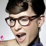 Очки для многих женщин неотъемлемым атрибутом стиля становятся.