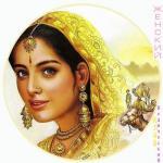 Шестнадцать ведических женских украшений, или как тело становится храмом.