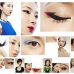 100 лет: макияж японских женщин.