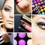 """Международная школа макияжа и стиля """"Все Краски Образа"""", приглашает на обучение: программа курса """"визажист салона красоты""""."""