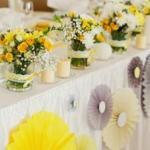 Желтый цвет - символ счастья, улыбок, добра, света и чистоты.