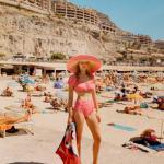DAY Tripper: Анна эверс в фотосессии Венеции Скотт для W Magazine May 2017.