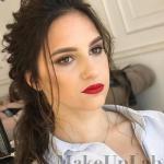 Выпускница Makeuplab Makeuplab_Grodno - это стильная, амбициозная и красивая девушка!
