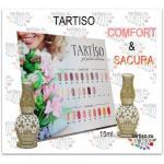 Новинка в нашем магазине серия Comfort и Sacura от бренда Tartiso!