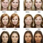 Как хорошо получится на фото на паспорте?