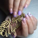 Красивые ухоженные руки с ногтями идеальной формы - всегда на виду, всегда в центре внимания.