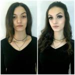 Здравствуйте?  Меня зовут Светлана, я профессиональный стилист - визажист c опытом работы более 2, 5 лет.