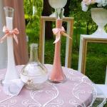 Церемония бракосочетания.  Выездная регистрация брака приятна тем, что можно выбрать обстановку.