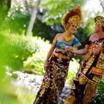 Индонезия. Свадебная церемония в Индонезии на острове Бали.