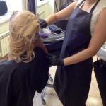 Мы качественное профессиональное окрашивание волос любой сложности выполняем.