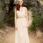 Самый популярный свадебный стиль этого года - бохо.