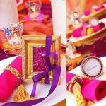Свадьба в восточном (Oriental) стиле.