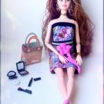 В детстве, любая из нас, девочка, мечтала о красивой куколке, просто принцессе!