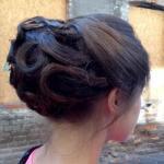 Свадебный стилист, визажист Hairstyles: Ханна.