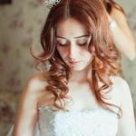 Осень - пора свадеб.