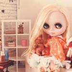 Блайз (англ.  Blythe - коллекционная кукла, отличительной особенностью которой являются непропорционально большая по отношению к телу голова.