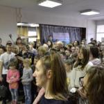 """20 апреля библиотеки Торжка приняли участие во всероссийской акции """"библионочь - 2018""""."""