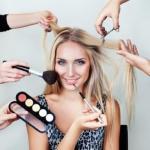 Обучение по курсу: парикмахерское искусство и визаж.