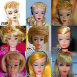 Кукла Барби появилась в 1959 году и с тех пор успела стать одной из самых популярных кукол в мире.