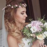Нежная невеста юля?
