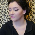 Прическа и макияж для Людмилы.