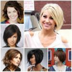 Модные женские стрижки на короткие волосы 2017 года.