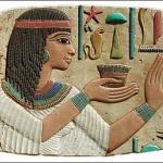 Египтянки?  Египтяне?  Большинство нынешних египетских арабов - мусульман - потомки древних египтян, перешедших в ислам.