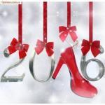 Что надеть на новый год 2016 - наряды и украшения.