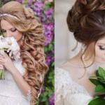 Тренды свадебных причесок 2016?