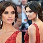Канны - 2017: макияж и прически звезд на церемонии открытия.