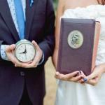 Примерный тайминг свадебного дня.
