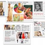 Книга стиля от Mkstyle или по модному Lookbook.