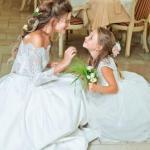Невеста в стиле бохо - это необыкновенная женственность, свобода, внутренняя гармония, и творческое начало.