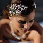 Свадебные украшения для волос.