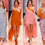 Модные тенденции в женской одежде 2019 года.