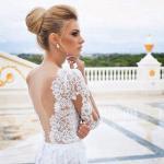 Всё более популярным в свадебном мире становится европейский стиль.