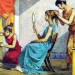 Косметика в древнем Риме.