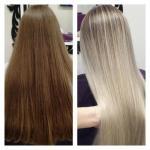 Окрашивания любой сложности, стрижки, кератиновое восстановление волос, прически/укладки, макияж.
